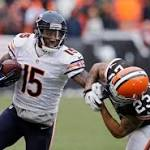Bears' Brandon Marshall signs three-year contract extension