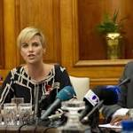 Charlize Theron speaks out about AIDS fight