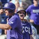 9th-inning HR lifts TCU, Coastal Carolina tops No. 1 Florida at CWS
