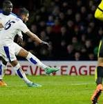 Watford vs Leicester - as it happened: Magical Mahrez strike puts Leicester in front (and five points clear)