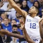 Kentucky smashes school record for defense
