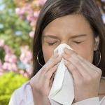 Prolonged pollen season irritates students