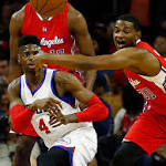 Noel dazzles, but Sixers otherwise fizzle in loss to Clippers