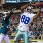 Dez Bryant carries Cowboys past Eagles and closer to the playoffs
