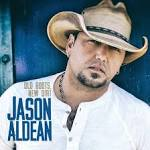 Jason Aldean Tops The Billboard 200: This Week in Music
