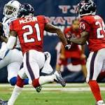A Quick Look: Indianapolis Colts @ Houston Texans