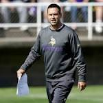 New Vikings coach Zimmer retains Priefer on staff