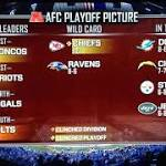 NFL morning after: Playoff races reach the home stretch