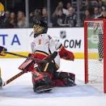 Tyler Toffoli's hat trick highlights Kings' victory over Flames