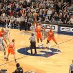 Orange, Hoyas knew their separation wouldn't be permanent