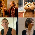 2013 MTV Movie Awards Nominations: Django Unchained, Jennifer Lawrence ...