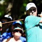 Defending champ Jordan Spieth goes bogey-free to lead Masters