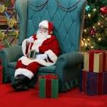 In Santa Claus, Indiana, postal elves answer children's 'Dear Santa' letters