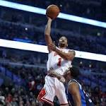 Bulls could put damper on Warriors' early fire
