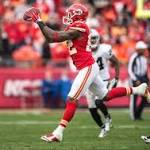 Chiefs' Dwayne Bowe ruled questionable after missing third day of practice