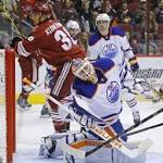 Arizona Coyotes change up routine to fit time difference