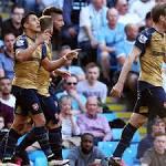Prem: City draw with Arsenal, Spurs lose