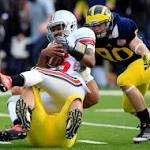 Ohio State's Ryan Shazier displays the fierce qualities of college football's ...