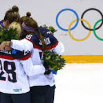 Sochi 2014: Canada breaks US hearts with golden goal in women's ice hockey