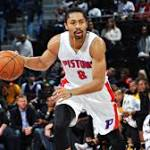Pistons trade Spencer Dinwiddie to Bulls for Cameron Bairstow