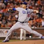 Dodgers set AT&T Park hit, run records in rout of Giants
