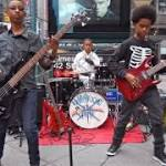 Teenage metal band signs hugemulti-album deal with Sony