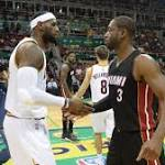 Will Miami welcome back LeBron James or boo him for his departure?