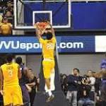 No. 21 West Virginia knocks off Kansas State, 76-72, ends two-game losing streak