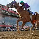 Nasal strip could clog California Chrome's Triple Crown bid