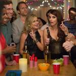 Film Review: Family ties of Tina Fey, Amy Poehler tested by 'Sisters'