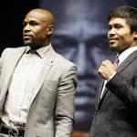 Floyd Mayweather vs. Manny Pacquiao 2015: How Much Live Gate Revenue ...