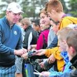 Europeans surge ahead in Ryder Cup
