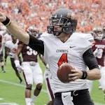 Oklahoma State football notebook: (Colton) Chelf speaks out, spouts off