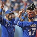 Blue Jays win first series in the Bronx in nearly two years