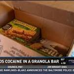 Woman Finds Bag of Cocaine in a Granola Bar