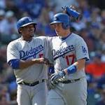 Dodgers lose in 13 innings to Giants; NL West lead cut to 3 1/2 games