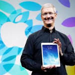 Deflation hits Tim Cook – date with him now costs only half as much