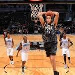 Rudy Gobert Shows His Time Is Now in Rising Stars Challenge Breakout ...