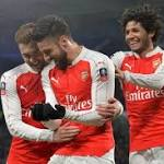 Hull vs. Arsenal: Score, Reaction from FA Cup Round-of-16 Replay