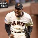 Giants Take 3-1 Lead In NLCS
