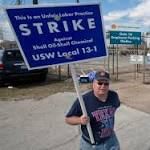 US Oil Workers Stage Largest National Strike Since 1980