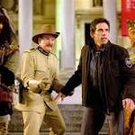 Movie review: 'Night at Museum' sequel silly