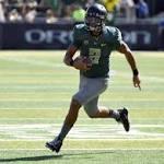 No. 2 Oregon sidesteps Washington State's upset hopes but exposes big ...