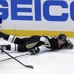 Crosby dishes out 3 assists and Penguins edge Oilers 3-2 to remain unbeaten at ...