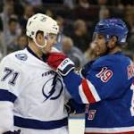 Brad Richards' agent says he'd consider a return to Tampa Bay
