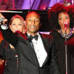 Clive Davis' starry pre-Grammy party takes moment of silence for Bobbi Kristina