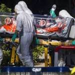West African nations try to contain Ebola