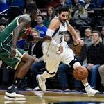 Report: Timberwolves 'actively shopping' Ricky Rubio