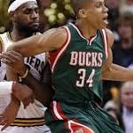 James, Cavaliers Hold off Young Bucks 111-108
