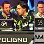 2015 Honda NHL All-Star Game notebook